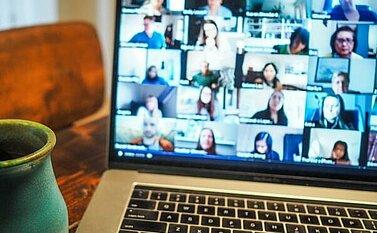 Koordination und Zusammenarbeit im digital Office